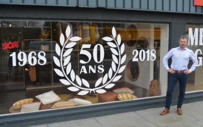50 ans d'anniversaire, Soldes de janvier… Des promos à ne pas manquer!